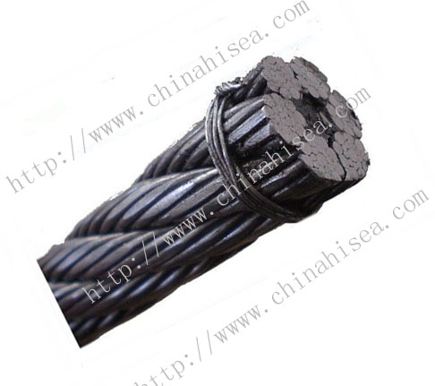 Rotation Resistant Steel Rope