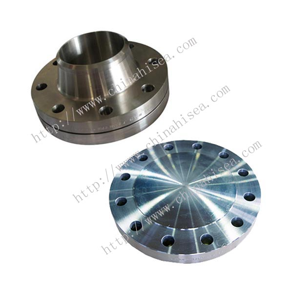 B16.47 Series B Alloy Steel Weld Neck and Blind Flanges
