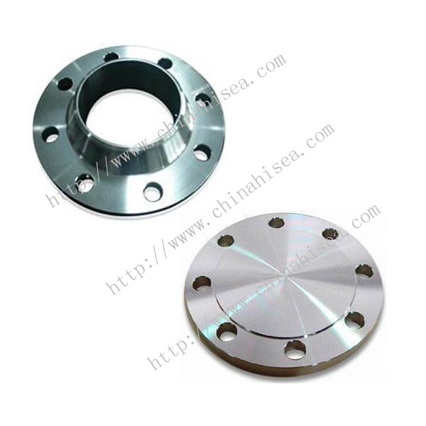 B16.47 Series A Carbon Steel Weld Neck and Blind Flanges