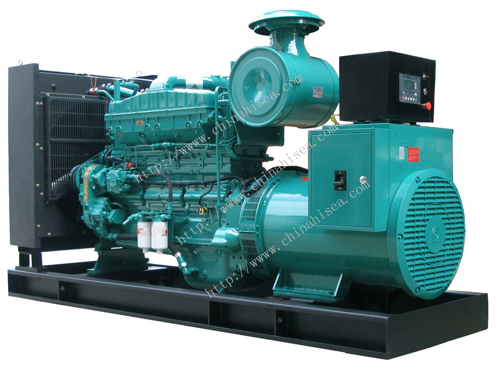 Cummins series marine emergency generator
