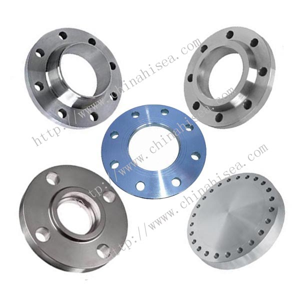 BS4504 PN10 Alloy Steel Flanges