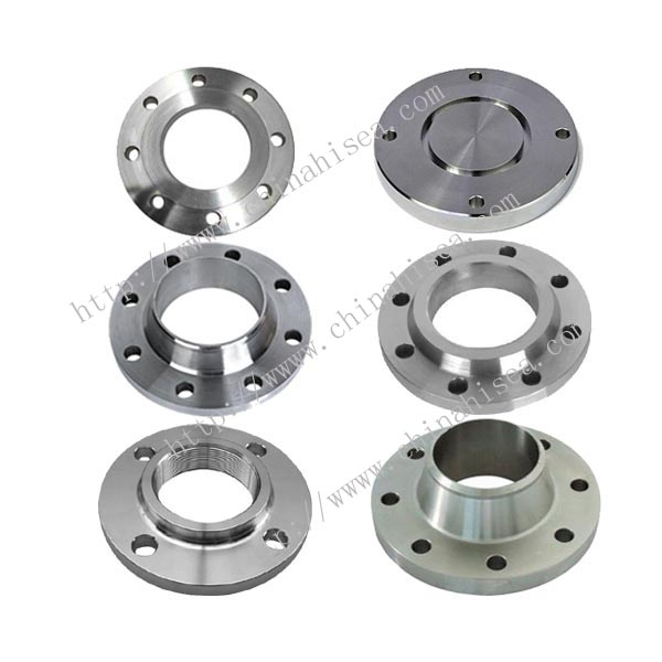 EN1092-1 PN100 Carbon Steel Flanges