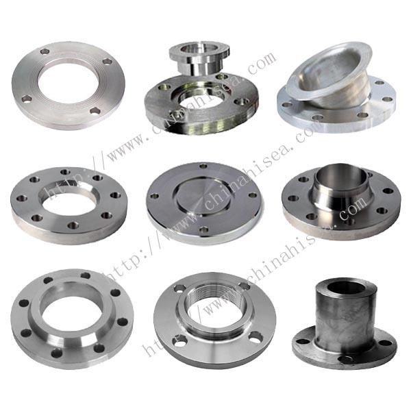 EN1092-1 PN40 Alloy Steel Flanges