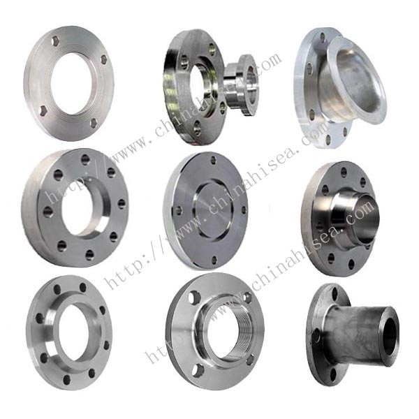 EN1092-1 PN16 Alloy Steel Flanges