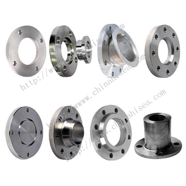 EN1092-1 PN6 Alloy Steel Flanges