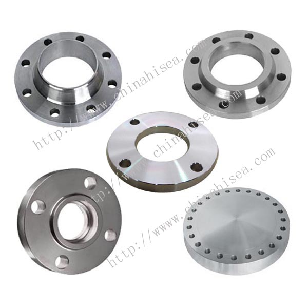 BS4504 PN25 Alloy Steel Flanges