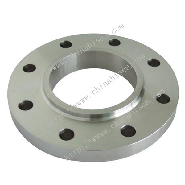 DIN carbon steel hubbed slip-on flanges