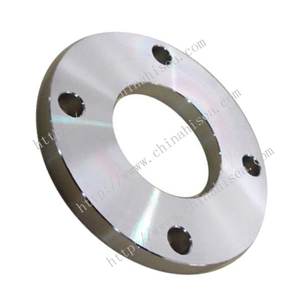 DIN carbon steel slip on flat flanges