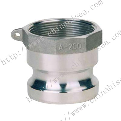 Camlock coupling  A