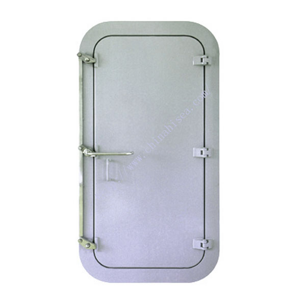 <strong>Marine Weathertight Single-leaf Aluminium Door</strong>
