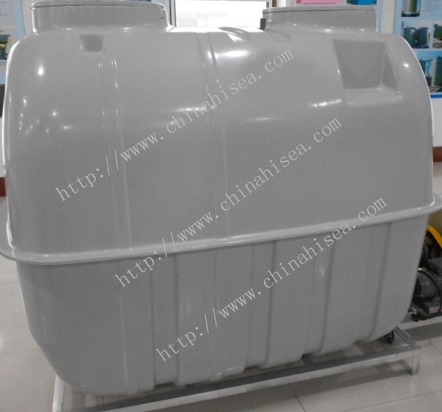 FRP Clarification Tank