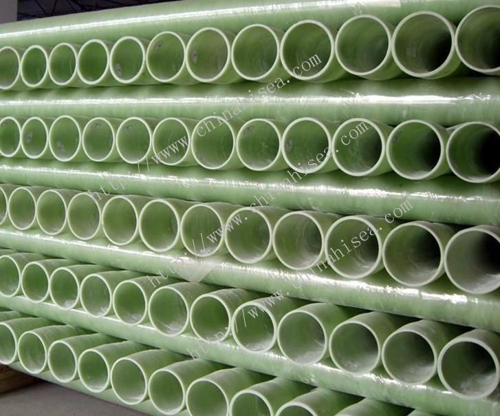 FRP High Pressure Pipe
