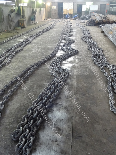 RQ3/NVR3 Mooring Anchor Chain