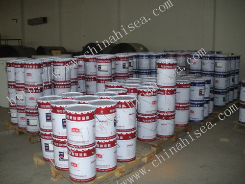 Alloprene Antifouling Paint