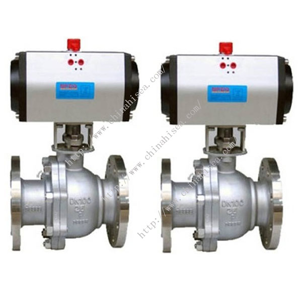 Metal Sealing Ball Valve