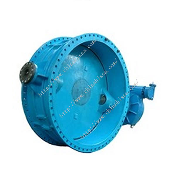 Water Channel Valve