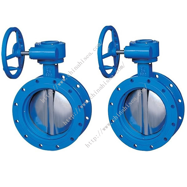 Worm Driven Expansion Butterfly Valve