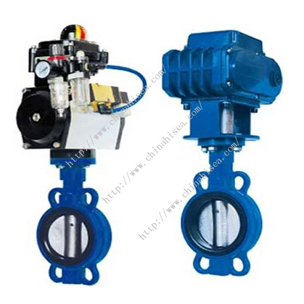 Water Treatment Butterfly Valve