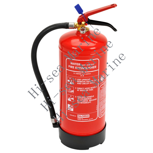 6 ltr Water Additive Fire Extinguishers