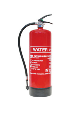 6 Litre Water Extinguishers