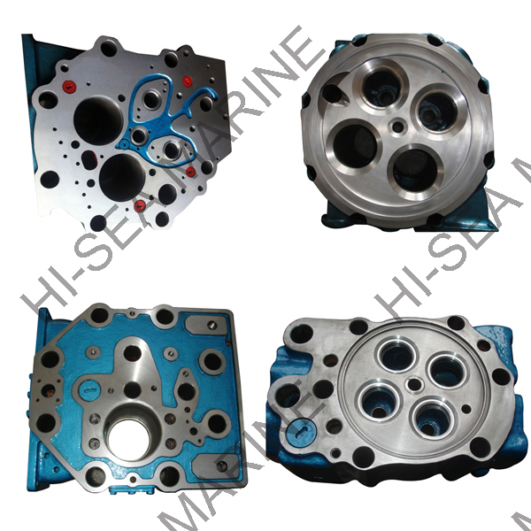 Marine Engine Cylinder Head