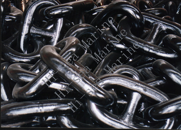 Ship Anchor Chain