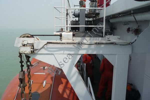 Offshore (Rig) Davit System