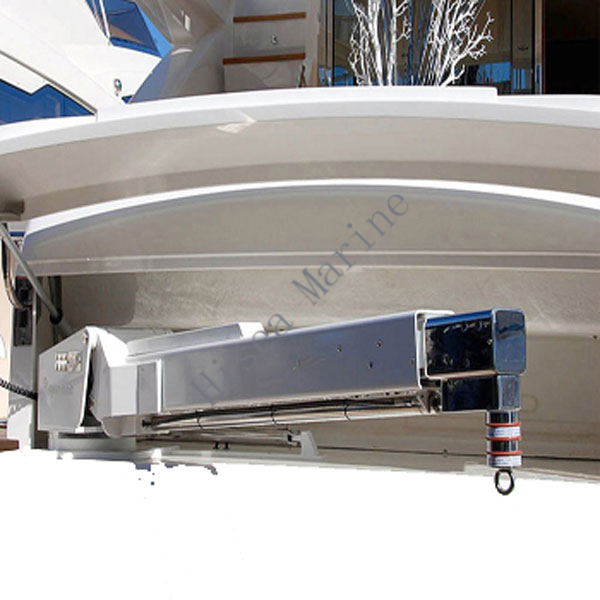 Single Point Telescopic Davit