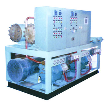 CHLS Marine Piston Water Chiller