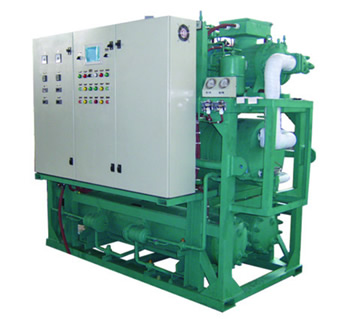 CLLS Marine Screw Water Chiller