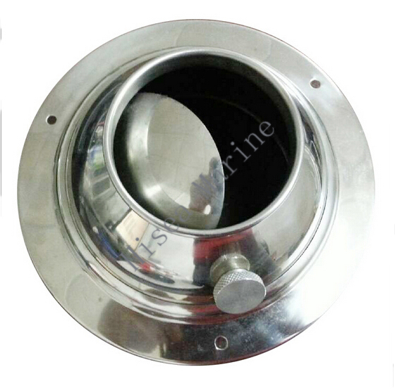 Stainless Steel Jet ball ceiling diffuser