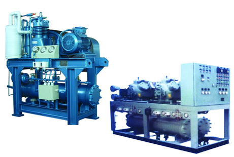 CLN Marine Compressed Condensing Unit