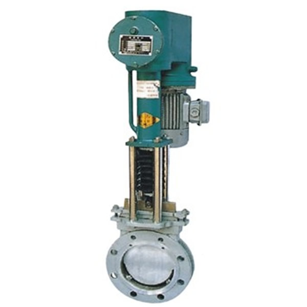 Electric Knife Gate Valve