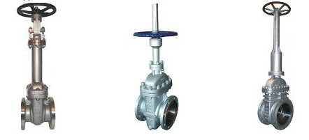Stainless Steel Flat Gate Valve