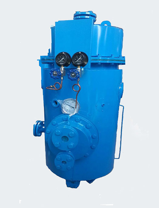 ZRG-0.12 Steam Heating Calorifier