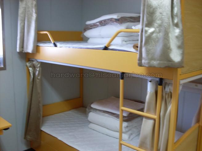 <strong>Marine Steel Double Bed</strong>