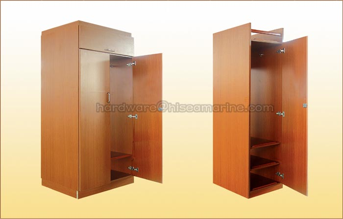 <strong>Marine Wooden Wardrobe</strong>