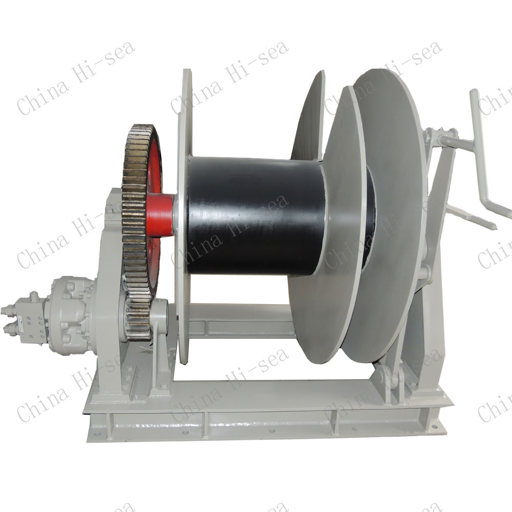 Hydraulic Single Windlass