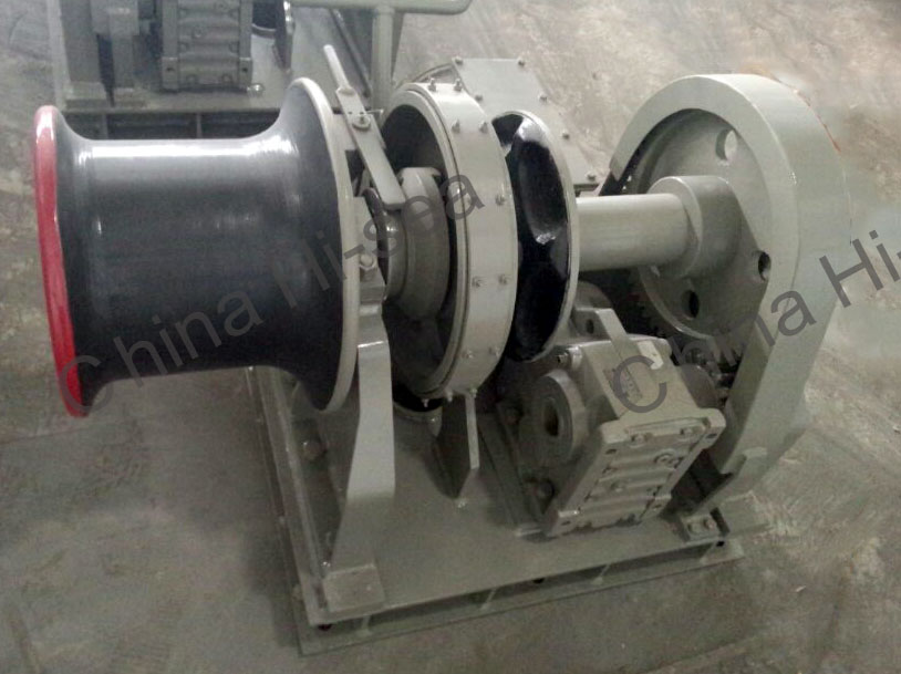 Electric Single Windlass