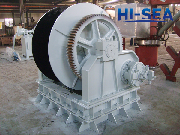 Marine Hydraulic Towing Winch