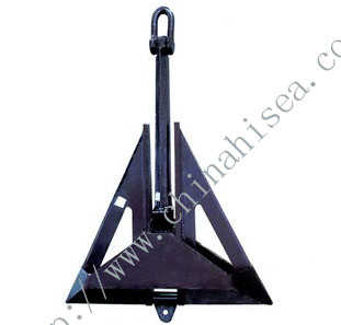 Welding HHP Anchor